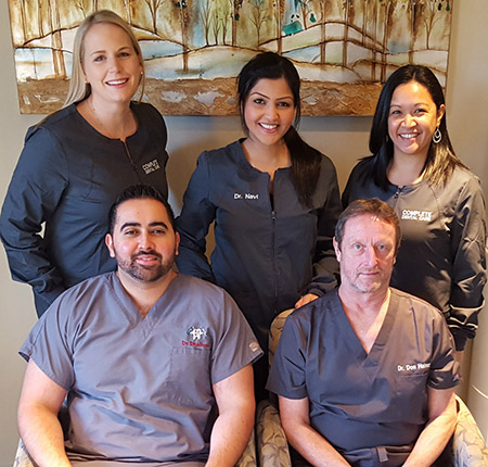 Kent Dental Clinic's team